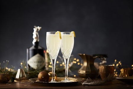 French 75 by Hendrick