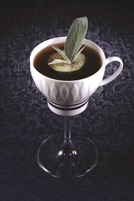 Tippling Tea by Hendrick